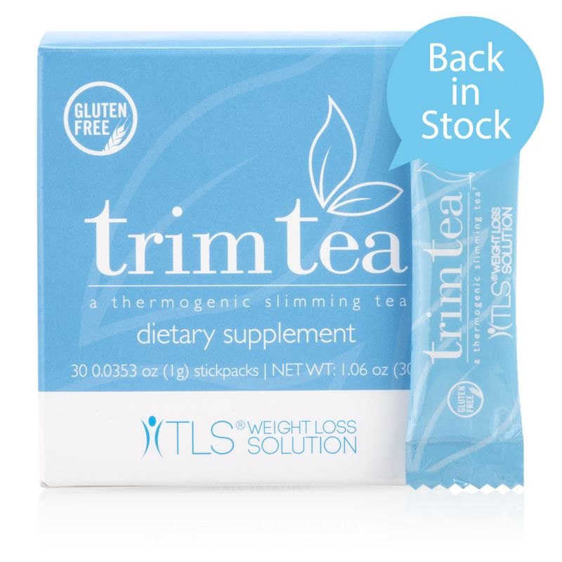 nutrametrix tls trim tea front